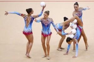 Реферат по физкультуре на тему гимнастика Выступление с мячами