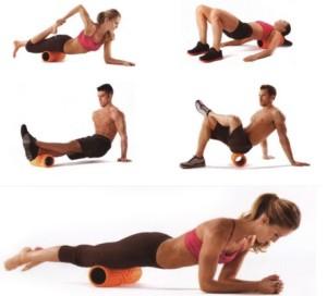 Упражнения с цилиндром