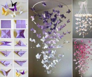 Бабочки на нитке