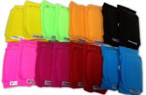 Разноцветные аксесуары для занятий