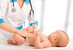 Малыш и доктор