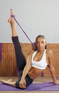 Упражнение на ступню