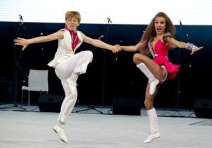 Эмоции в танце