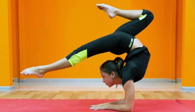 Акробатика для начинающих в домашних условиях 349