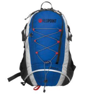 Вместительная заплечная сумка