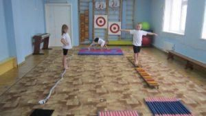 Тренировка координации