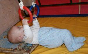 Кольца для малыша