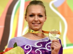 С олимпийским серебром
