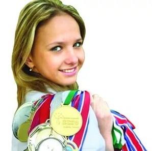 С медалями