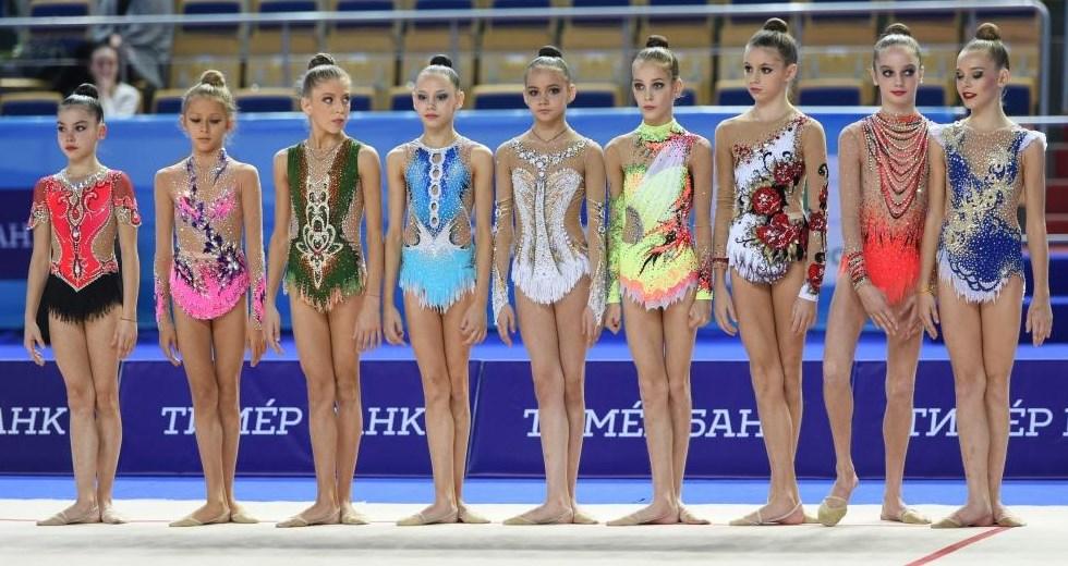 Соревнования в Казани