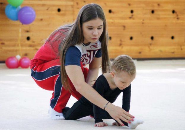 Художественная и спортивная гимнастика в Новокосино