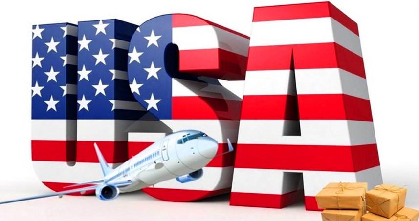 Покупка в США
